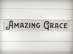 Amazing Grace Sign