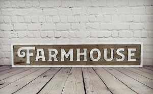 Farmhouse Sign wholesale (quantity 5 signs)